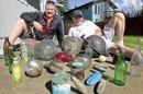 Canada: Que faire des déchets du tsunami?