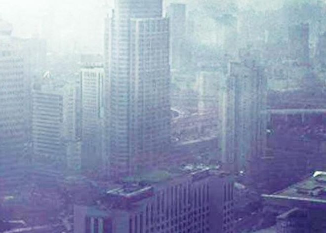 Fitch downgrades Hong Kong rating
